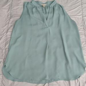 Gorgeous loft tank blouse medium